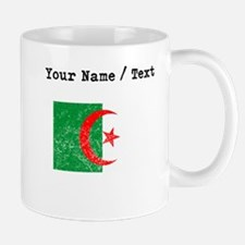 Custom Distressed Algeria Flag Mugs