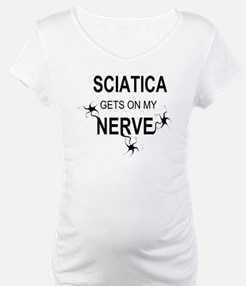 Sciatica Gets On My Nerve Shirt