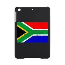Distressed South Africa Flag iPad Mini Case
