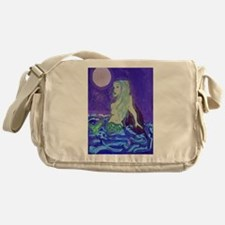 Moonbathing Messenger Bag
