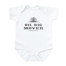 Rig Mover Infant Bodysuit