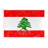 Lebanese flag Bedroom Décor