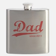 Dad Since 2011 Flask