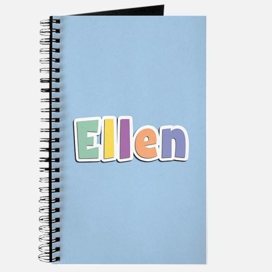 Ellen Spring14 Journal