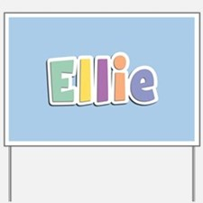 Ellie Spring14 Yard Sign