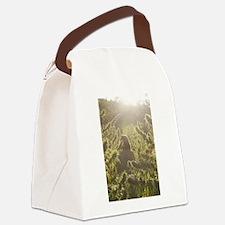 CANNA GARDEN Canvas Lunch Bag