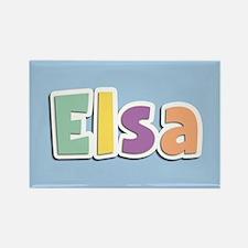 Elsa Spring14 Rectangle Magnet