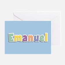Emanuel Spring14 Greeting Card