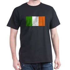 Distressed Ireland Flag T-Shirt