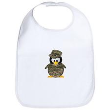 Army Penguin Bib