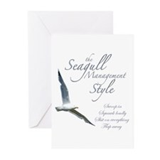 Seagull Style Greeting Cards (Pk of 10)