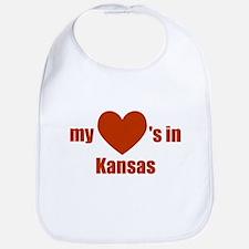 Kansas Bib