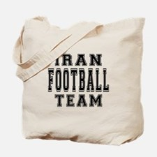 Iran Football Team Tote Bag