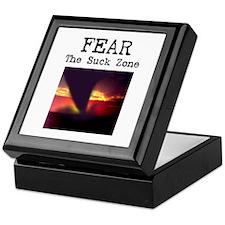 Fear the Suck Zone Keepsake Box