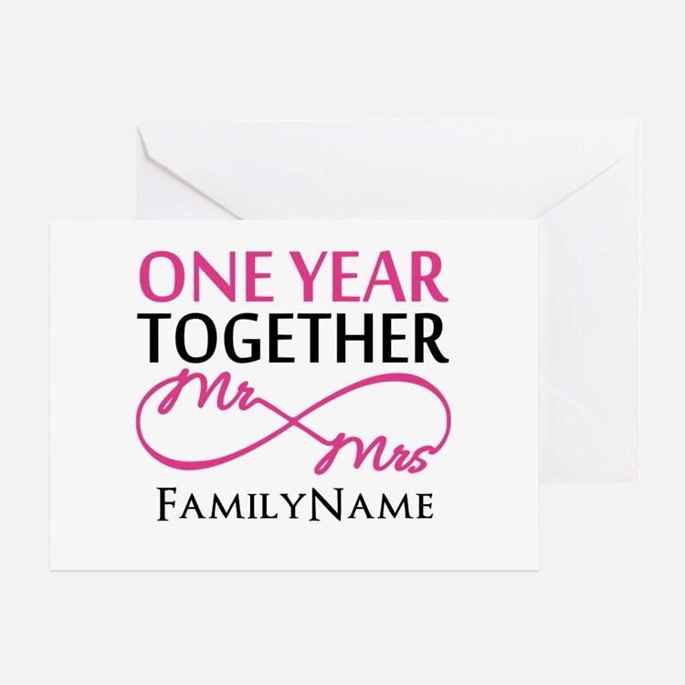 Year anniversary greeting cards card ideas sayings