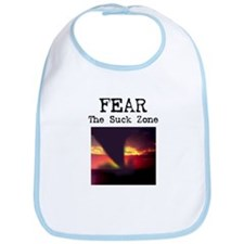 Fear the Suck Zone Bib