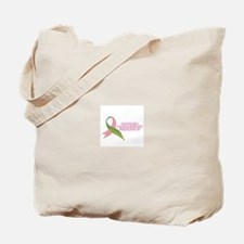SUPPORT CANNABINOID RESEARCH Tote Bag