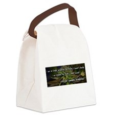 NO LONGER ACCEPTING Canvas Lunch Bag