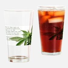 ORIGINAL MEDICINE Drinking Glass