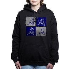 Wearwolf x 4 Women's Hooded Sweatshirt
