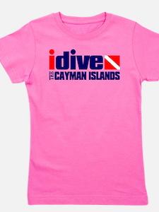 idive (Cayman Islands) Girl's Tee