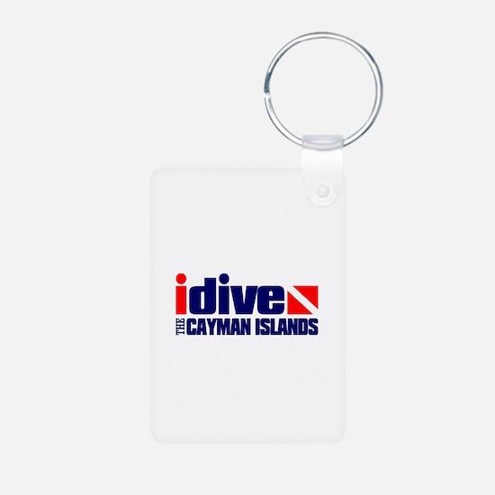 idive (Cayman Islands) Keychains