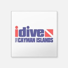 idive (Cayman Islands) Sticker