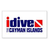 Scuba diver Stickers