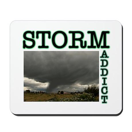 Storm Addict Mousepad