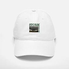 Storm Addict Baseball Baseball Cap