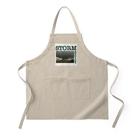 Storm Addict BBQ Apron