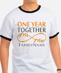 Gift For 1st Wedding Anniversary T