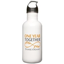 Gift For 1st Wedding A Water Bottle