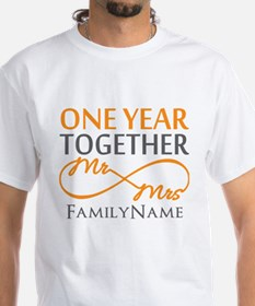 Gift For 1st Wedding Anniversary Shirt