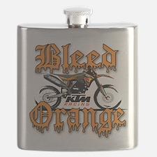 BleedOrange Flask