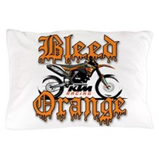 BleedOrange Pillow Case
