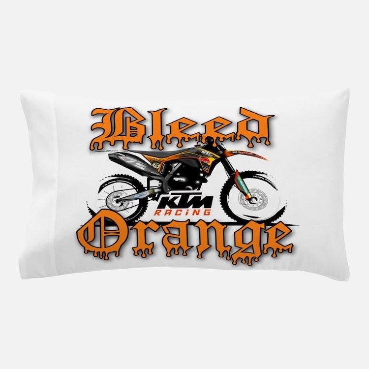 BleedOrange Pillow Case