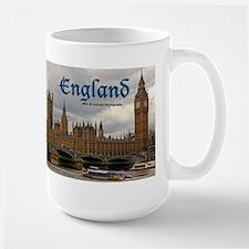 England MugMugs