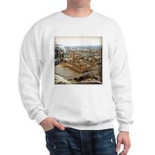 Big Ben From Eye Sweatshirt
