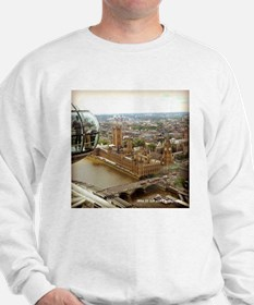 Big Ben From Eye Sweatshirt