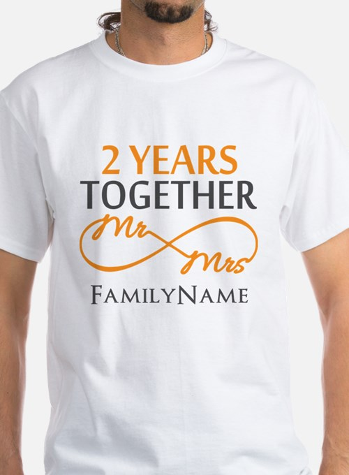 Wedding Anniversary Gifts by Year for Him Her and Them