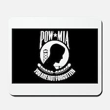 POW - MIA Flag Mousepad