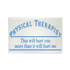This Will Hurt Rectangle Magnet (10 pack)