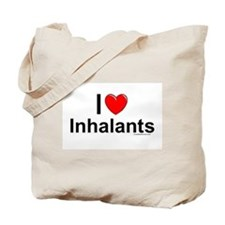 Inhalants Tote Bag