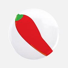 """Red Chili Pepper 3.5"""" Button"""