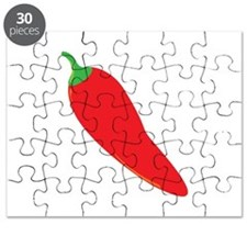 Red Chili Pepper Puzzle