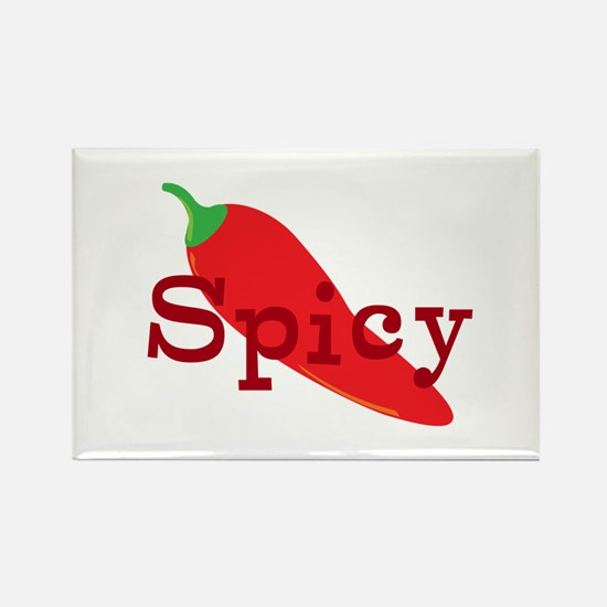 Spicy Chili Pepper Magnets