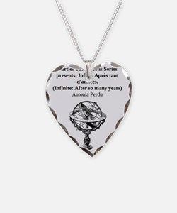 Turtles Tame Lions Necklace