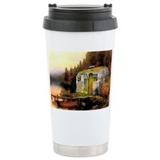 Airstream camping Travel Mug