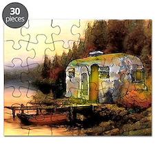 Airstream camping Puzzle